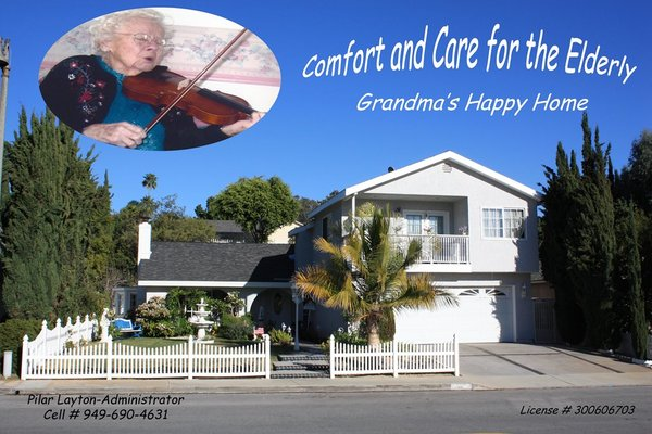 Comfort & Care For the Elderly 111605