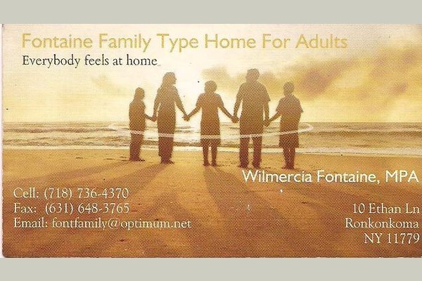 Fontaine Family Type Home 146780