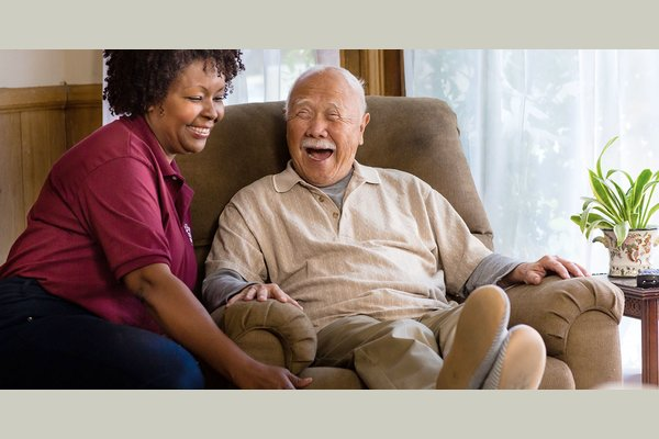Helping seniors cope with daily living activities