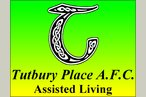 Tutbury place afc logo